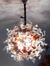 Free Shipping Hot Sale Round Crystal Chandelier Prisms