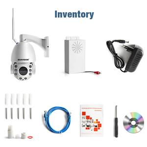 Image 5 - 20X Zoom 1080P 5MP Wifi PTZ IP Camera Outdoor 2 Way Audio Waterproof IP66 Full Color Night Vision Security CCTV Camera P2P CamHi