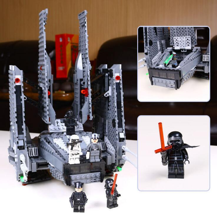 L Models Building toy Compatible with Lego L05006 1053pcs Kylo Blocks Toys Hobbies For Boys Girls Model Building Kits l models building toy compatible with lego l20042 674pcs fire truck blocks toys hobbies for boys girls model building kits