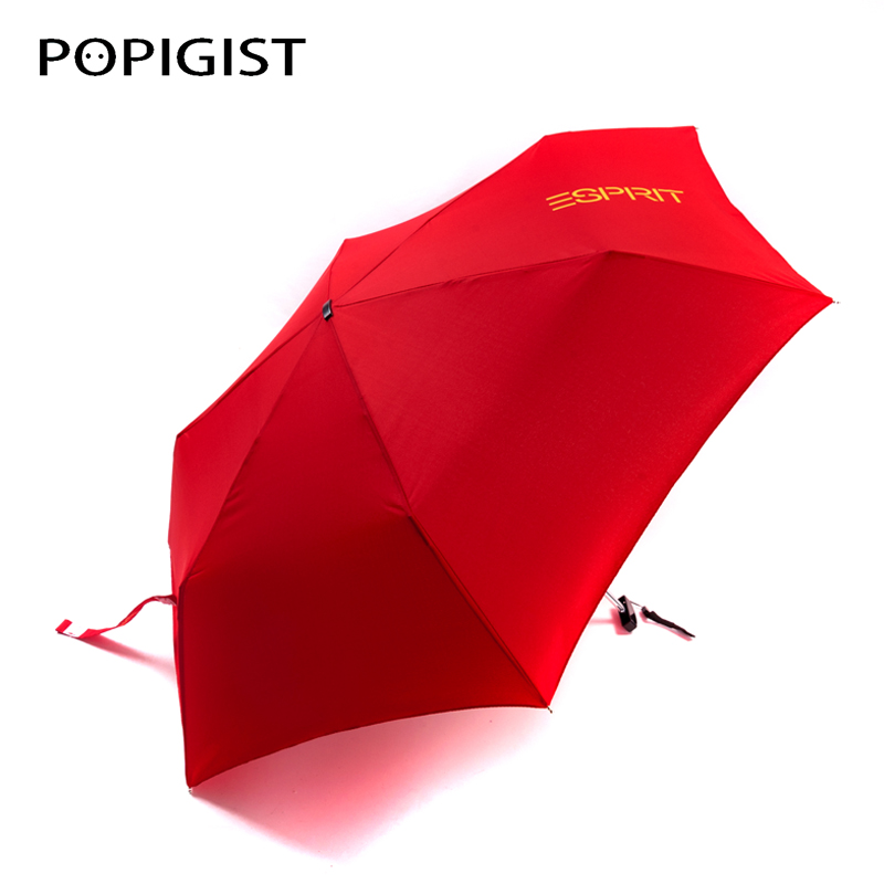 Women and Men Umbrella Mini Pockets Umbrella 165g Small Folding kid Umbrella Men Sun Rain Gear Parasol