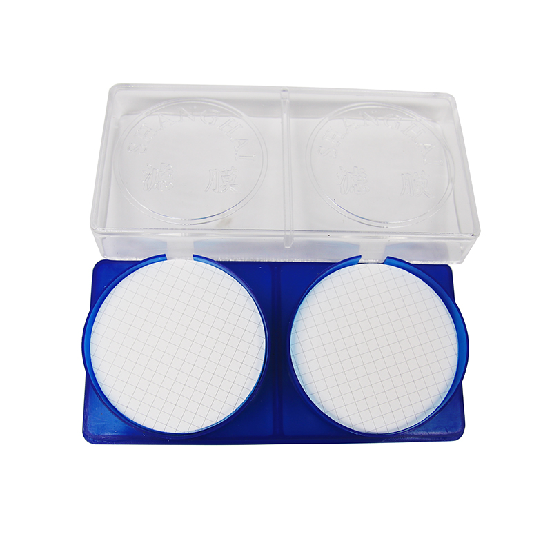 100 pieces Lab 50mm 0.45um Grid Millipore MCE Membrane Filter100 pieces Lab 50mm 0.45um Grid Millipore MCE Membrane Filter