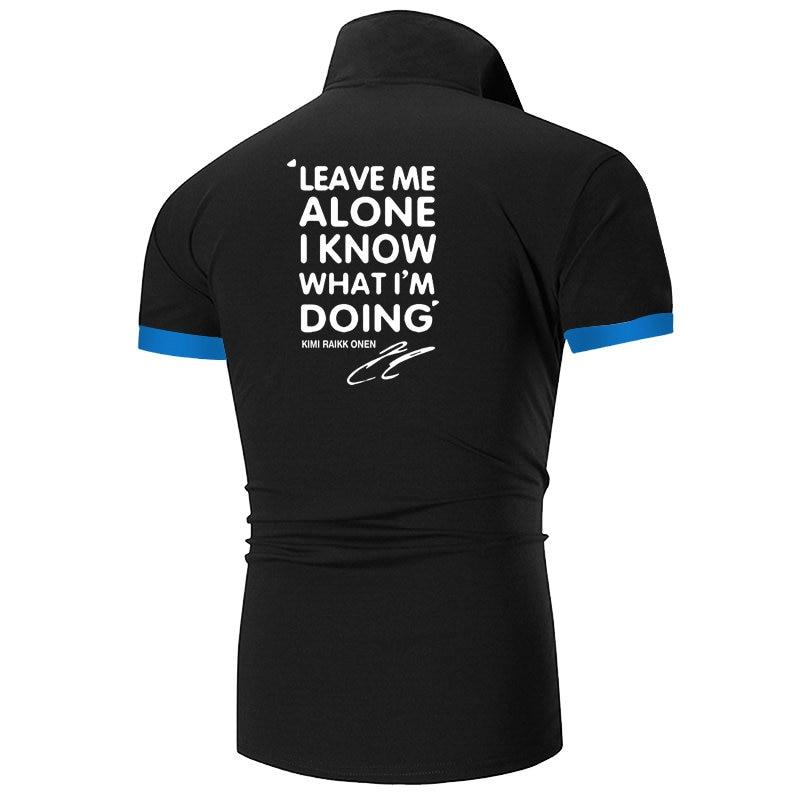 Moda Masculina Camisa   Polo   Masculina Masculino Camisas   Polo   Gola 2019 Top Quality Summer Short Sleeve Solid Color Business