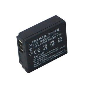 Image 4 - 2Pcs 3.7v 1000mAh CGA S007 CGA CGR S007E S007A BCD10 Battery for Panasonic DMC TZ1 TZ2 TZ3 TZ4 TZ5 TZ50 TZ15 Batteries bateria