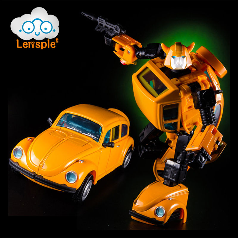 Transformers Masterpiece metal Robot  MP-21 BUMBLEBEE Action Figure Toy Gift KO