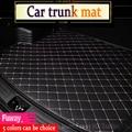 Ajuste de buena calidad estera del tronco de coche para Audi A1 A4 A6 A7 A8 Q3 Q5 Q7 TT 3D car-styling heavy duty all weather alfombra bandeja de carga liner