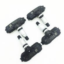 4 шт. оригинальный 52933-2s410 529332s410 433 мГц оригинальный TPMS Сенсор для Hyundai ix35 Elantra Equus i40 Kia Sportage