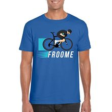 Chris Froome Cycl ING T-Shirt, France Tour Mont Ventoux Bicycles, Parody Tee Top New T Shirts Funny Tops Unisex