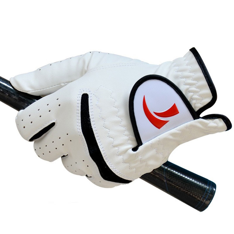 Mens Breathable Golf Gloves Men Left & Right Hand Full Length Golf Sport Glove Outdoor Sports Golf Accessories D0629|Golf Gloves| |  - title=