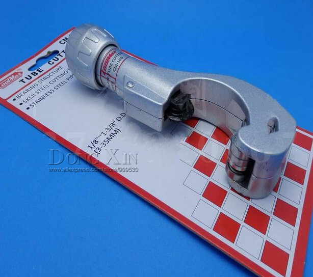 CM 107 Taiwan original grid America brass pipe tube cutter font b knife b font tube