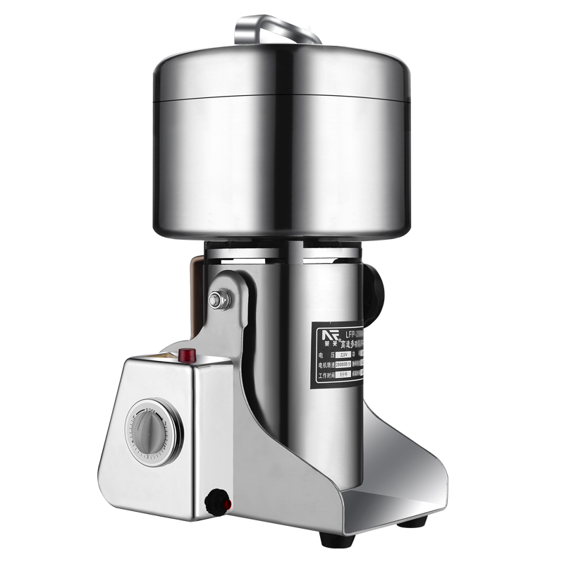 800g Chinese Herbal Medicine Grinder Household Electric Grinding Superfine Powder Machine with Stainless Steel Triple Blades eisenberg encounters with qi – exploring chinese medicine