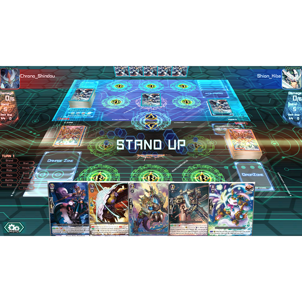 (Stand Up Playmat) Limited Edition 35X60CM Force of Will Playmat FOW Cards Game Playmat Can Also Do Custom Print