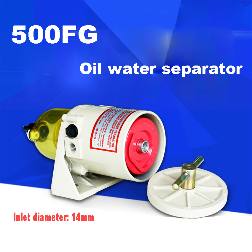 Marine refit Racor turbine 500FG turbocharger diesel engine fuel water separator filter 2010PM TM with plastic plug tool kit diesel engine fuel water separator oem racor parker 1000fg generator filter 2020pm 3pcs lot