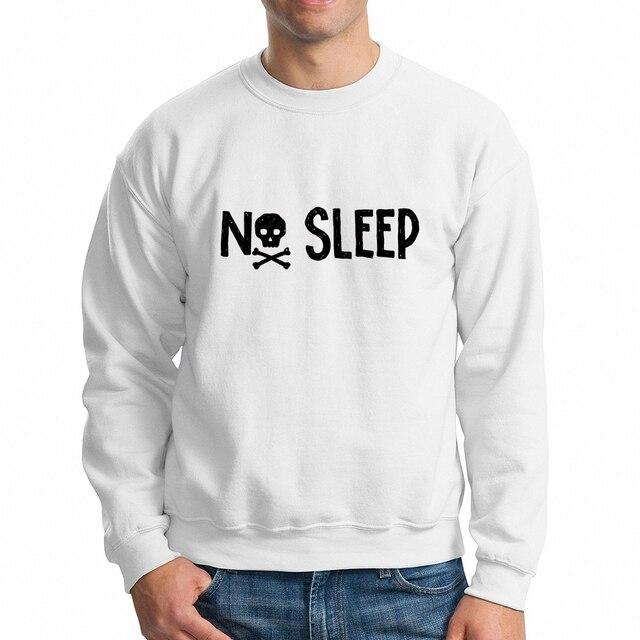 16f92723c Babaseal No Sleep Black Off White Active Hoodie Trump Sweatshirt Women Hip  Hop 2017 Off White Hoodie Hip Hop Men Clothing