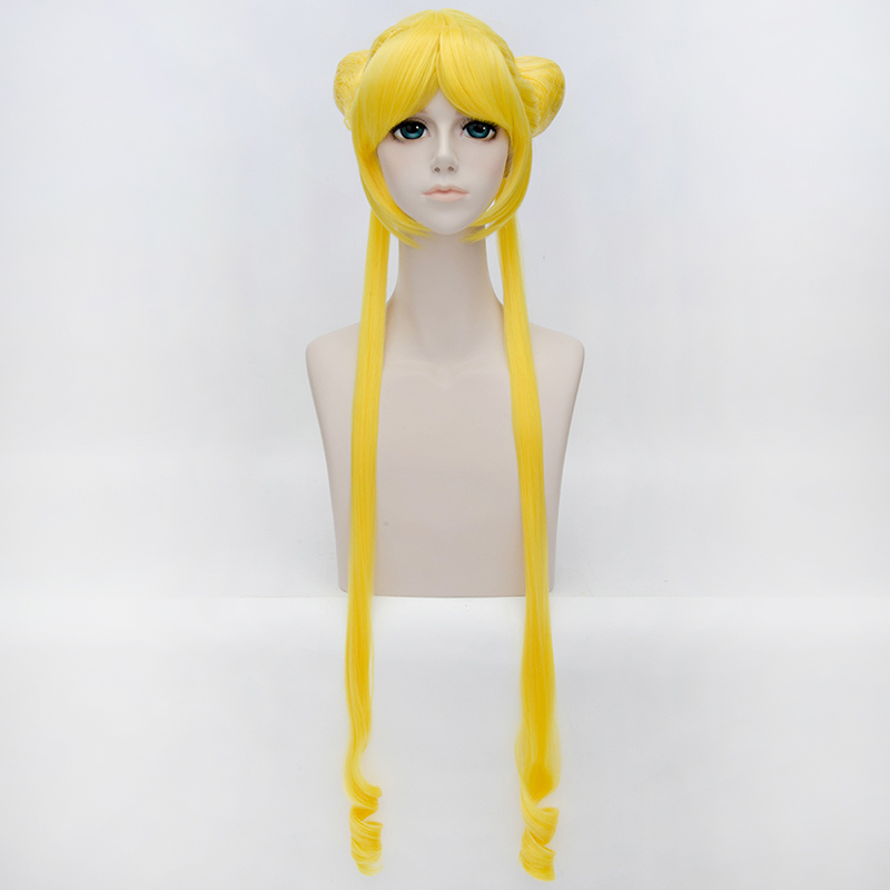 Sailor Moon Cosplay wigs halloween cosplay for women headband Kino Pluto Mizuno Tomoe Chibiusa cosplay wigs hairpiece headwear
