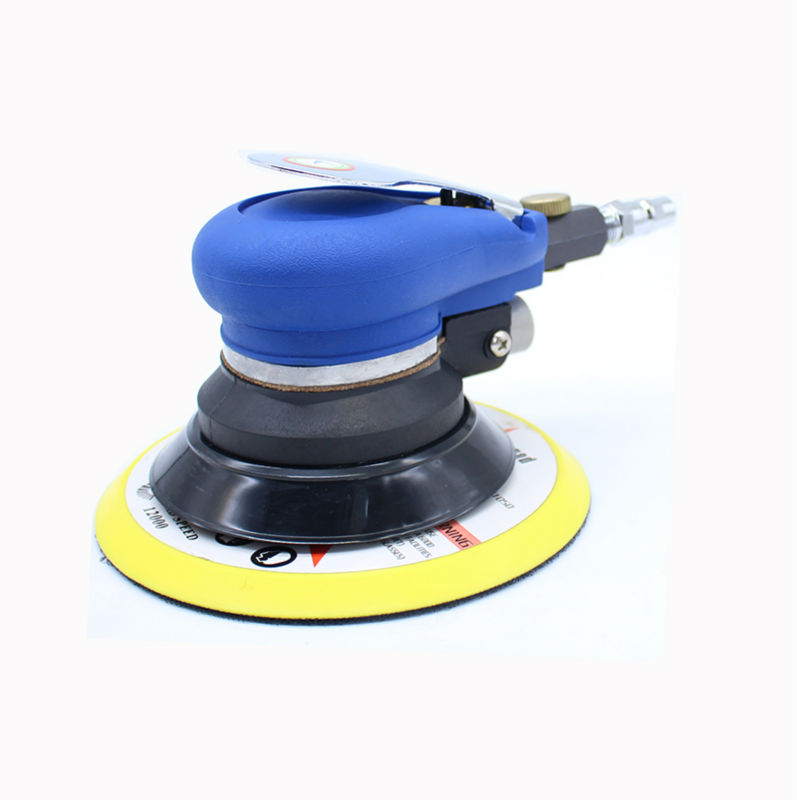 6 Inches Pneumatic Sander Pneumatic Polishing Machine 150MM Air Sanding Grinder Tool 4 inch disc type pneumatic polishing machine 100mm pneumatic sander sand machine bd 0145