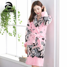 c117d79908aa5 Buy pink flannel nightgown and get free shipping on AliExpress.com