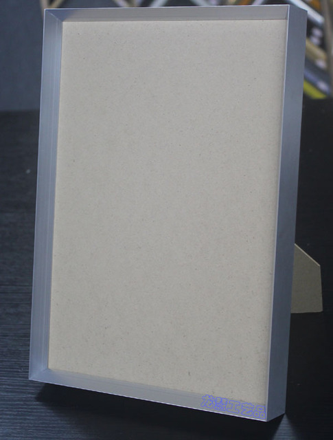 319 BAD campanario personalizado cartel publicitario A4 marco de ...
