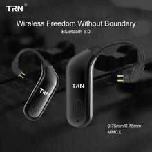 TRN BT20  Bluetooth Earphone Mini Adapter MMCX/2Pin For SE535 UE900 V80/V10/V20/X6