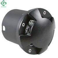 LED Underground Lamp 12V 7W 85-265V Outdoor Ground Recessed Floor Buried Garden Deck Light Waterproof Spot Inground Lighting