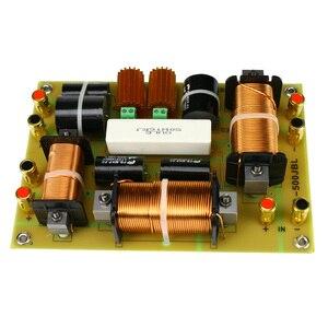 Image 4 - GHXAMP 2 Weg Crossover 1500W Höhen + Dual Woofer Lautsprecher Crossover 2500Hz High Power Für 15 18 zoll Bühne Professional Audio 1PC