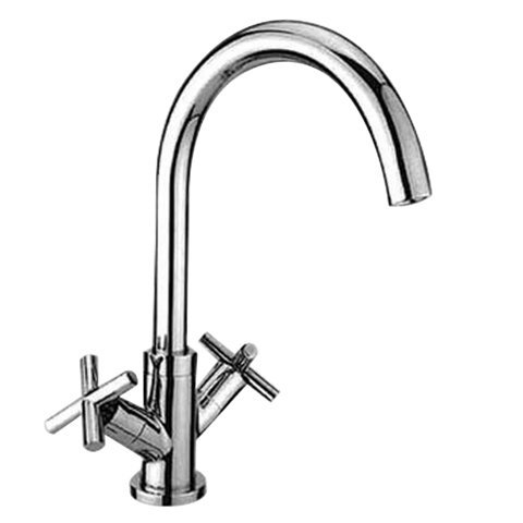 Brass Body Zince Lever Chrome Plated Kitchen Faucets Mixer Single Handel Kitchen Mixer /DQ262