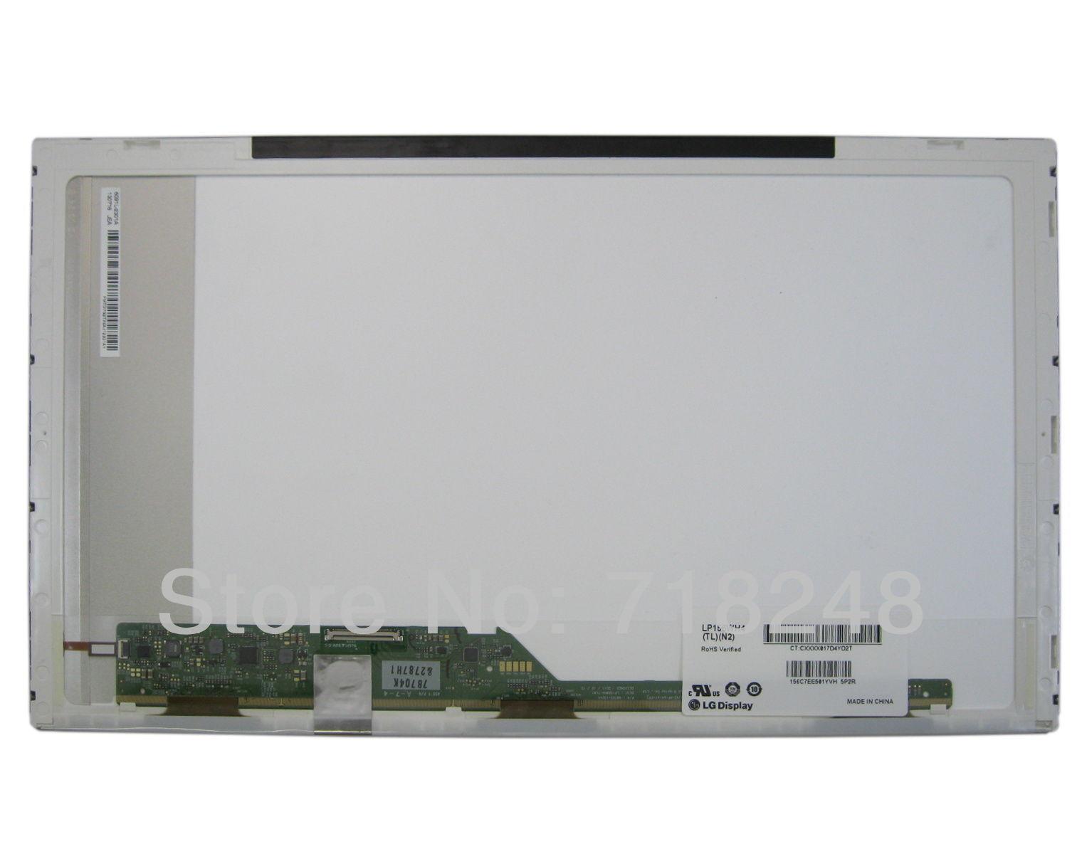 Бесплатная Доставка ЖК-Экран ноутбука СВЕТОДИОДНЫЙ дисплей LTN156AT05 LTN156AT05-307 LP156WH4 15 6 жк-экран