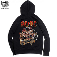 Rocksir New Men S Hoodie Ac Dc Rock Band Men Acdc Hoodies Sweatshirts Autumn Ac Dc