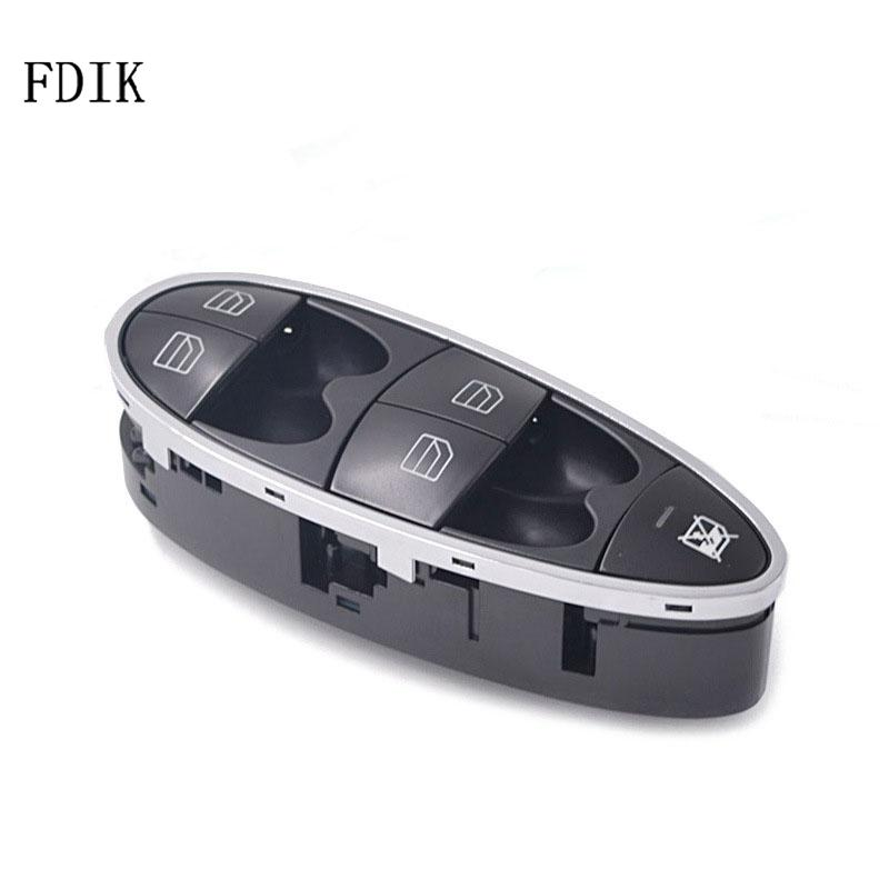Car Electric Window Glass Master Control Lifter Switch For Benz CLS550 CLS63