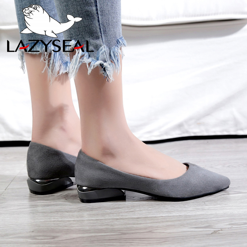 LazySeal Women Flats Shoes Bling Mary Ja