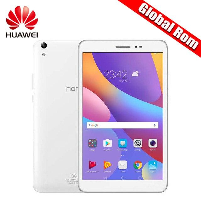 Международный Встроенная память 8.0 дюймов Huawei Honor Планшеты 2 WI-FI/LTE 4 ГБ Оперативная память 64 ГБ Восьмиядерный Планшеты Snapdragon 616 Android 6.0 8.0mp IPS P