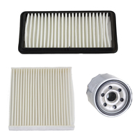Car Air Filter Cabin Filter Oil Filter for Suzuki Swift 1.3L 13780 77J00 95860 63J00 80292 SBG W01 15601 87703  Fit for:   For S|Air Filters|Automobiles & Motorcycles -