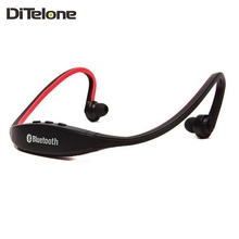 DiTelone S9 Sport Earphones Wireless Bluetooth 3.0 Headphones headset for iphone 6/5/4 galaxy S5/S4/3 iOS/Android with MIC