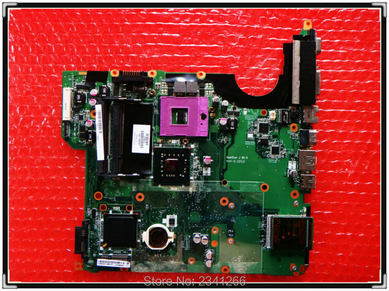 ФОТО 482868-001 for NOTEBOOK DV5-1000 for HP DV5 laptop Motherboard Retail and Wholesale, scheda madre Top Quality 100% TESTED