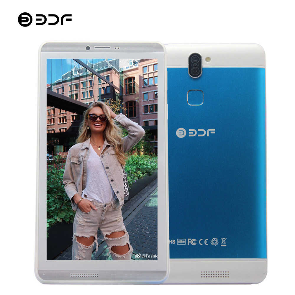 BDF 7 Inch Small Computer Tablet Pc 1GB+16GB Dual SIM 3G Tablet Phone  Android 6 0 Bluetooth WiFi 1024*600 Quad Core Pc Tablet 7