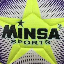 Size 4 PU Leather Football Ball