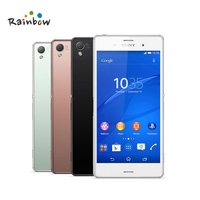 Unlocked Original Sony Xperia Z3 D6603 5.2 inches Screen 20.7MP Quad core Android OS 16GB ROM 3GB RAM free shipping