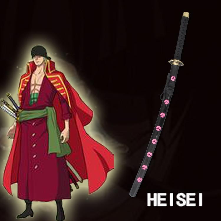 Roronoa Zoro Swords Cosplay Anime One Piece...