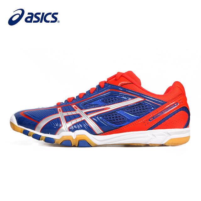 Original Asics Table Tennis Shoes Zapatillas Deportivas Mujer Masculino  Women And Mens Sport Sneakers Tpa327 cc555ce9ac058