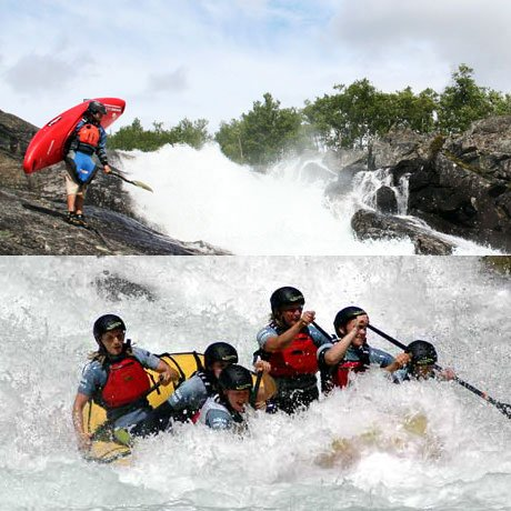 FLOATTOP Dulexe Lumière Wildwater Sports De Pagaie Kayak Gilet de Sauvetage gilet de Sauvetage Rafting Canoë VFI - 3