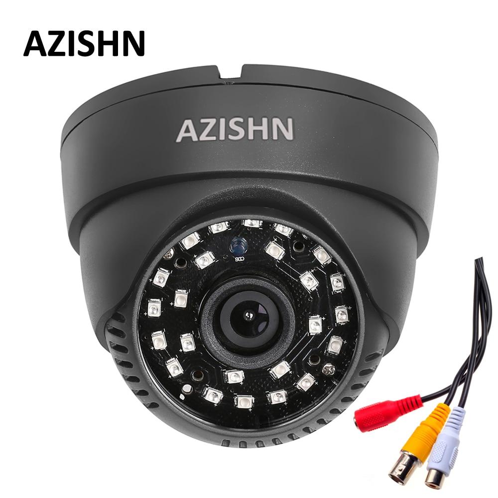 New Audio Dome Camera 800TVL 1/4