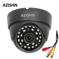 Free Shipping Dome Camera 700TVL 1 3 CMOS With IR CUT 48 IR With Audio Cctv