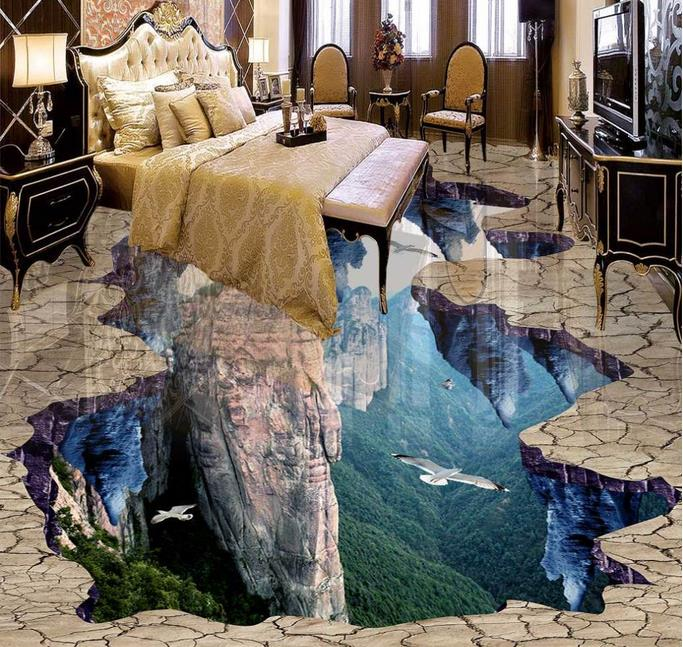 3d flooring custom luxury wallpaper 3d floor murals Cliff peaks 3d photo wallpaper room mural 3d floor wallpaper living room 3d floor murals custom wallpaper 3d floor photo mural wallpaper flower european marble pattern vinyl flooring living room