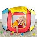 Casa de Jogo do bebê Tenda Indoor e Ao Ar Livre Fácil Dobrar Bola Pit Refúgio Cabana Jogo Brinquedos Do Bebê Para O Natal das Crianças presente