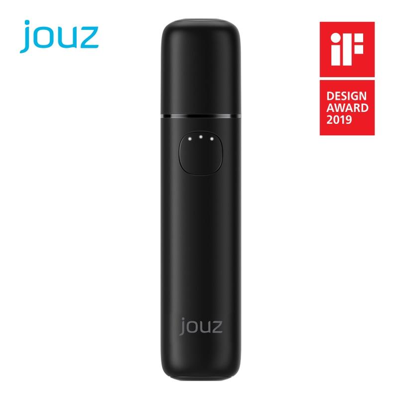 Jouz 20 cigarette électronique chargée vape chaleur ne brûle pas jusqu'à 20 continu smokable 1250мАч batterie intégrée classique