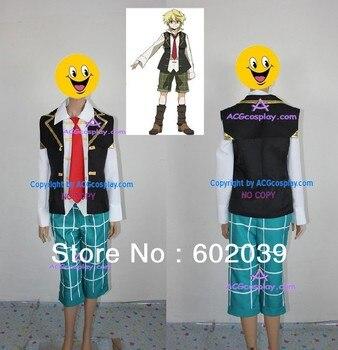 Pandora Hearts Oz Bezarius Cosplay Costumes