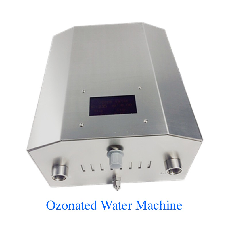 5g/hour Water ozone generator ozonated water machine disinfectant for kitchents/restaurants/hospital Water pipe installation niteray gs400 ozone sterilizer water disinfectant a baby level security protection