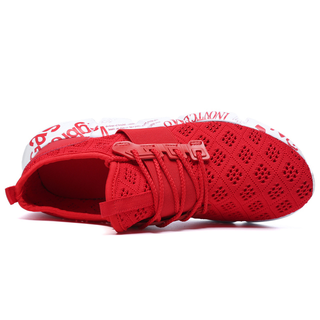 Weweya Woven Men Casual Shoes Breathable Male Shoes 3