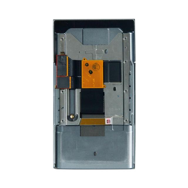For BlackBerry Priv STV100-1/2/3/4 Lcd Display Touch Screen Digitizer Assembly With Frame