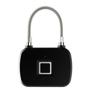 Image 1 - Golden Security Smart Lock Keyless Smart Fingerprint Lock IP66 Waterproof Anti Theft Security Padlock Door Luggage Case Lock L13