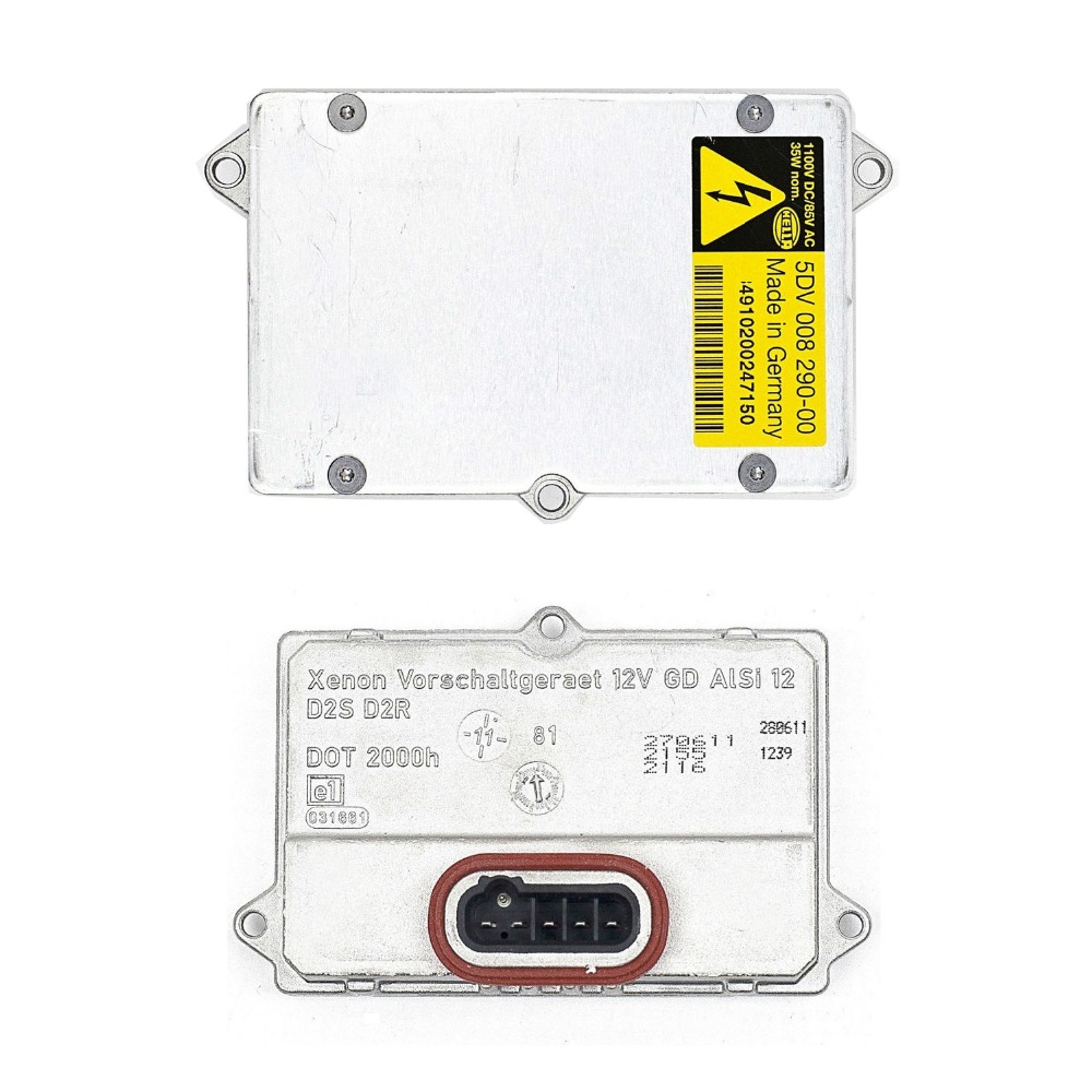 где купить NEW! 5DV 008 290-00 Xenon Headlight HID Ballast Unit Module Computer Igniter for BMW E65 E60 Z4 X5 63126907488 4E0 907 476 по лучшей цене